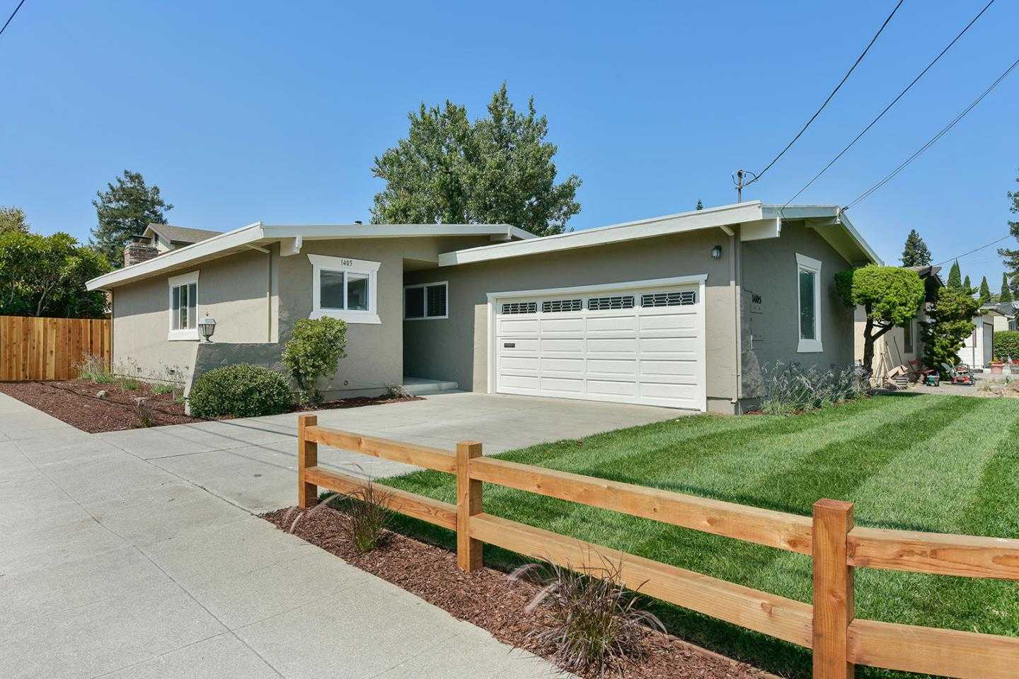 $1,199,000 - 3Br/2Ba -  for Sale in Redwood City
