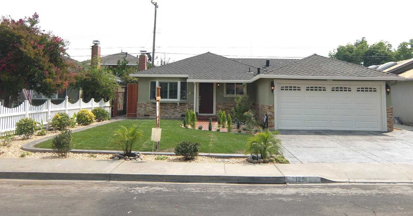 $1,399,000 - 3Br/2Ba -  for Sale in Santa Clara