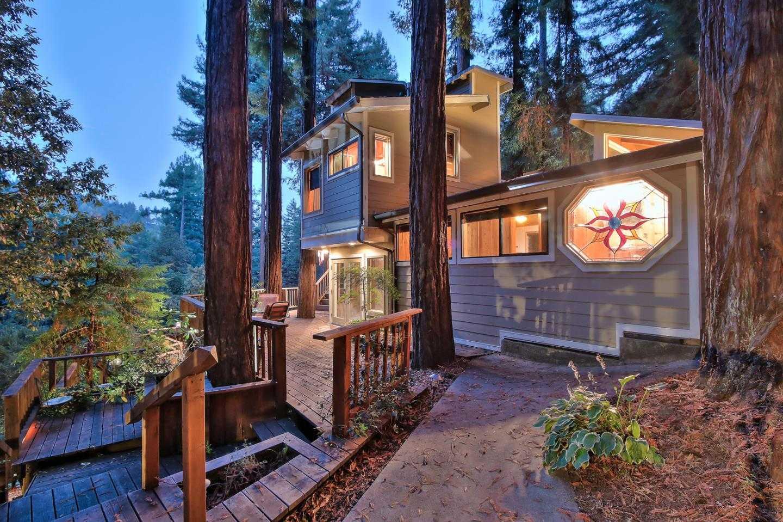 892 Forest WAY BEN LOMOND, CA 95005