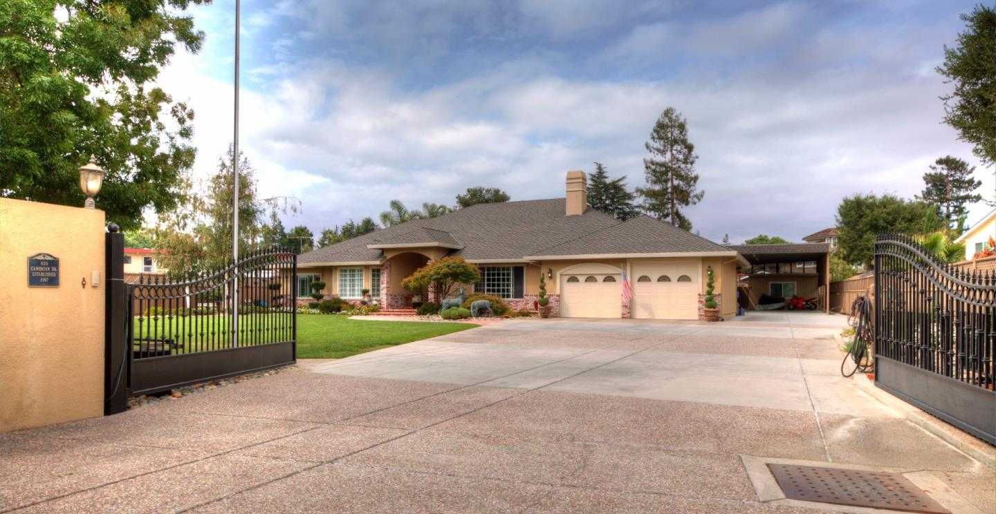$2,249,000 - 3Br/3Ba -  for Sale in Campbell