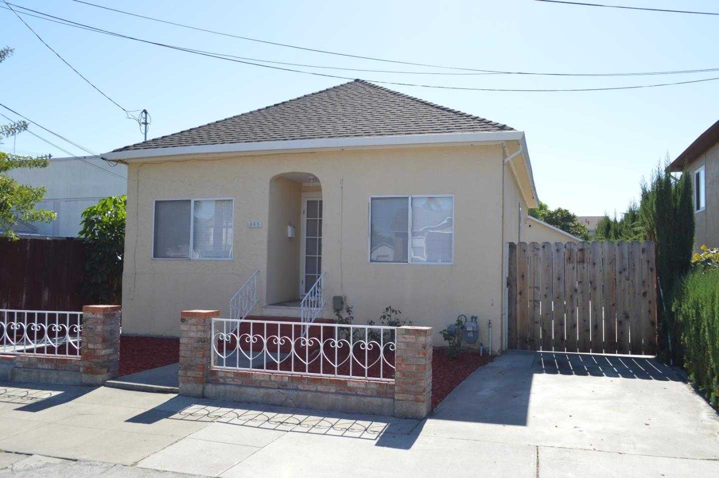 $905,000 - 3Br/2Ba -  for Sale in Santa Clara