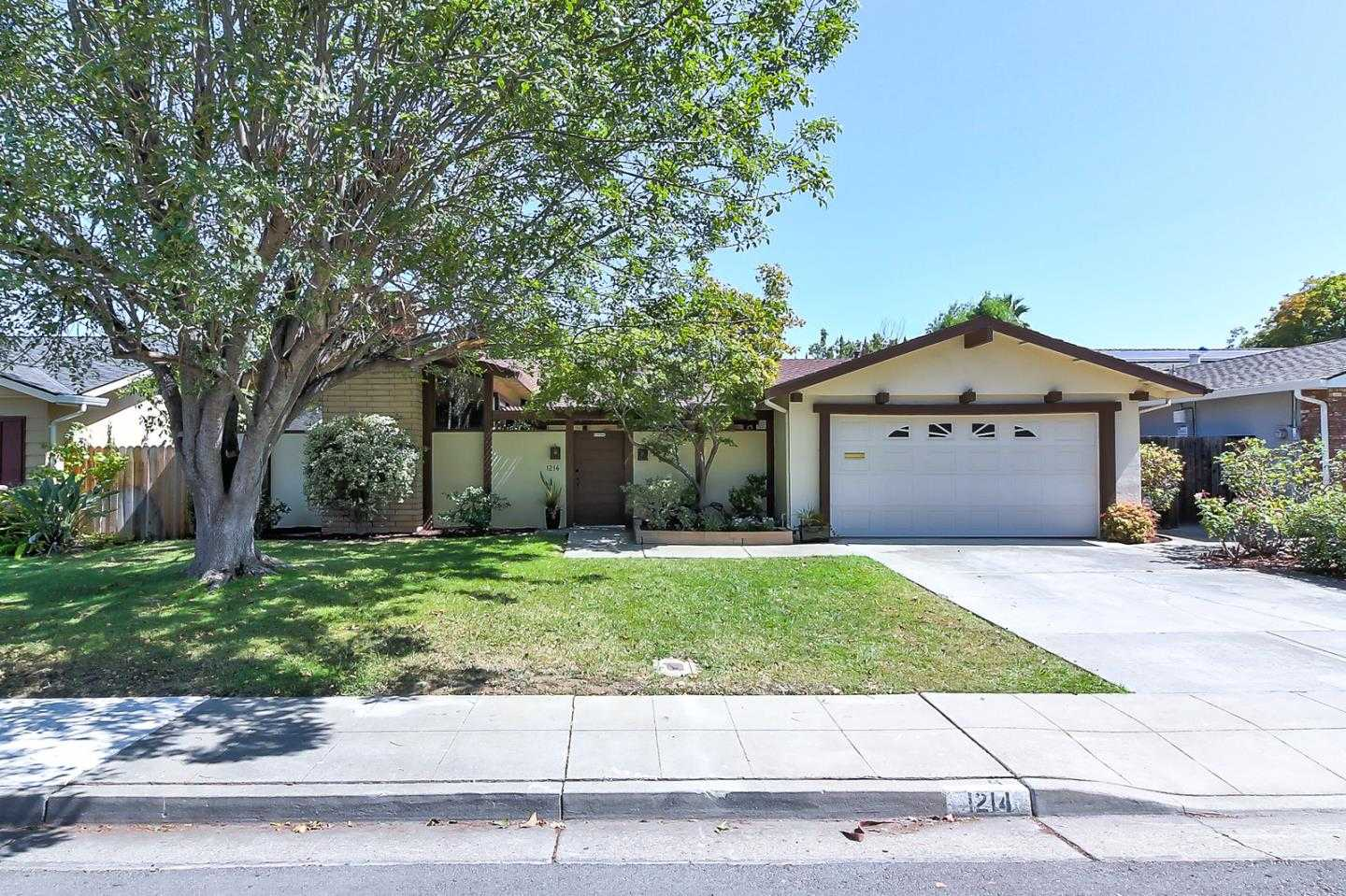 $1,698,000 - 4Br/2Ba -  for Sale in Sunnyvale