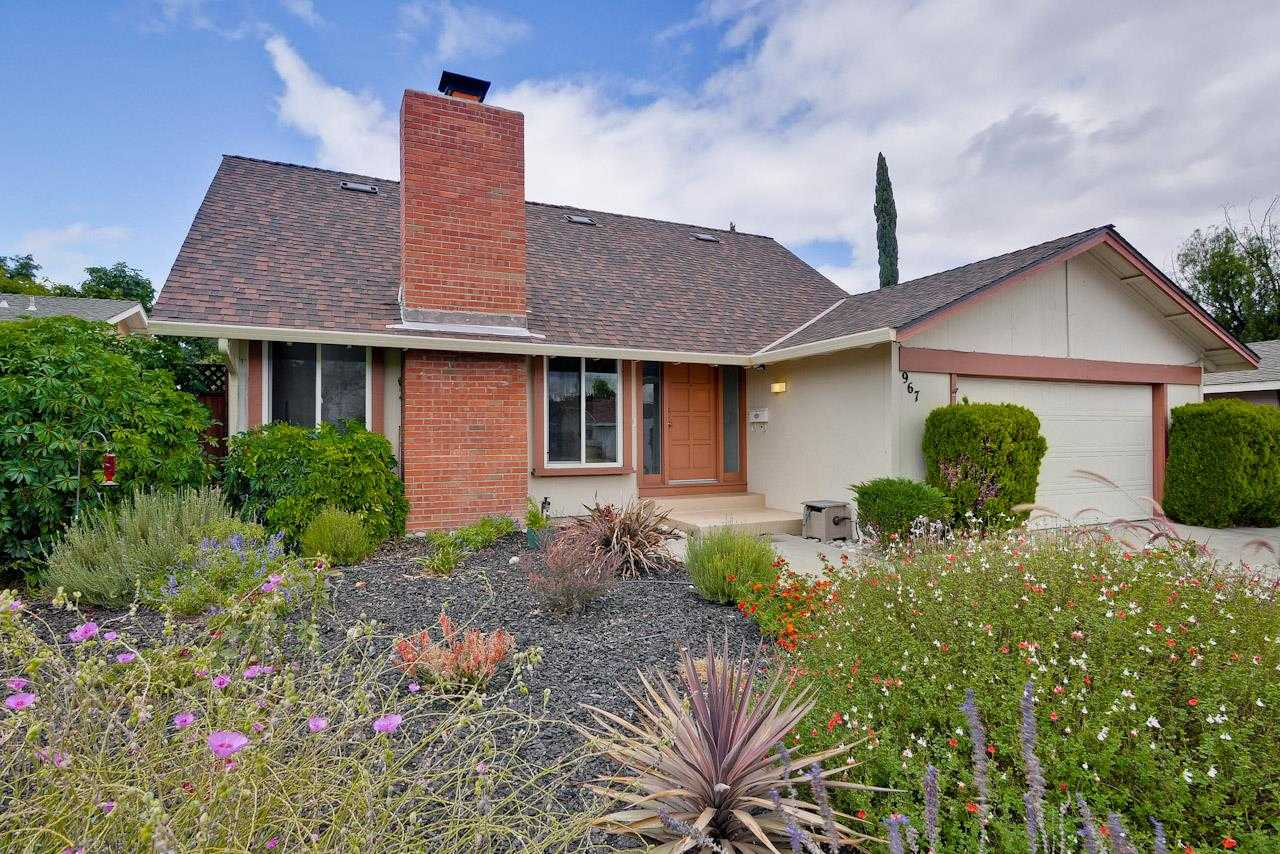 $1,448,000 - 5Br/2Ba -  for Sale in Sunnyvale