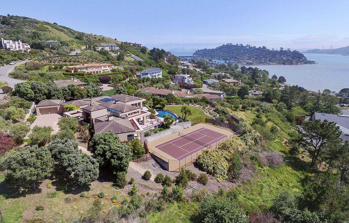 $14,925,000 - 5Br/7Ba -  for Sale in Tiburon