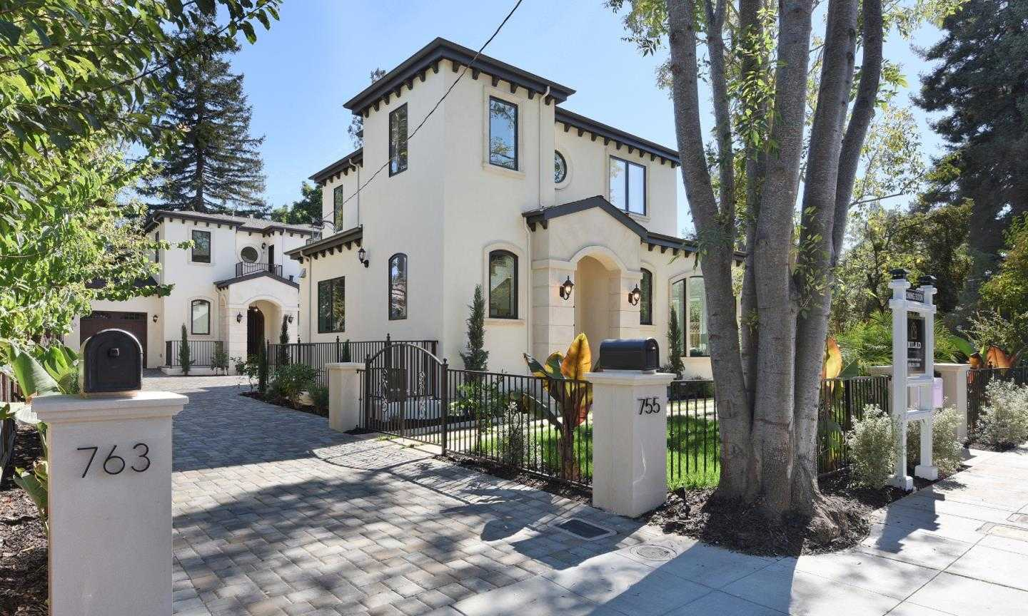 $3,845,000 - 4Br/5Ba -  for Sale in Menlo Park