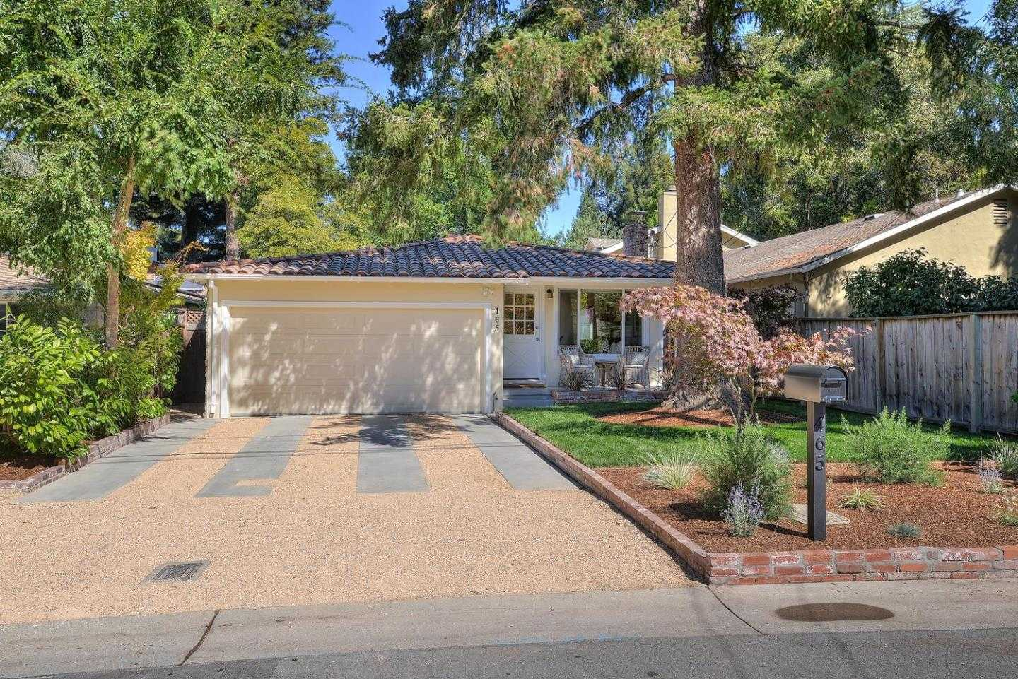 $1,395,000 - 3Br/2Ba -  for Sale in Redwood City