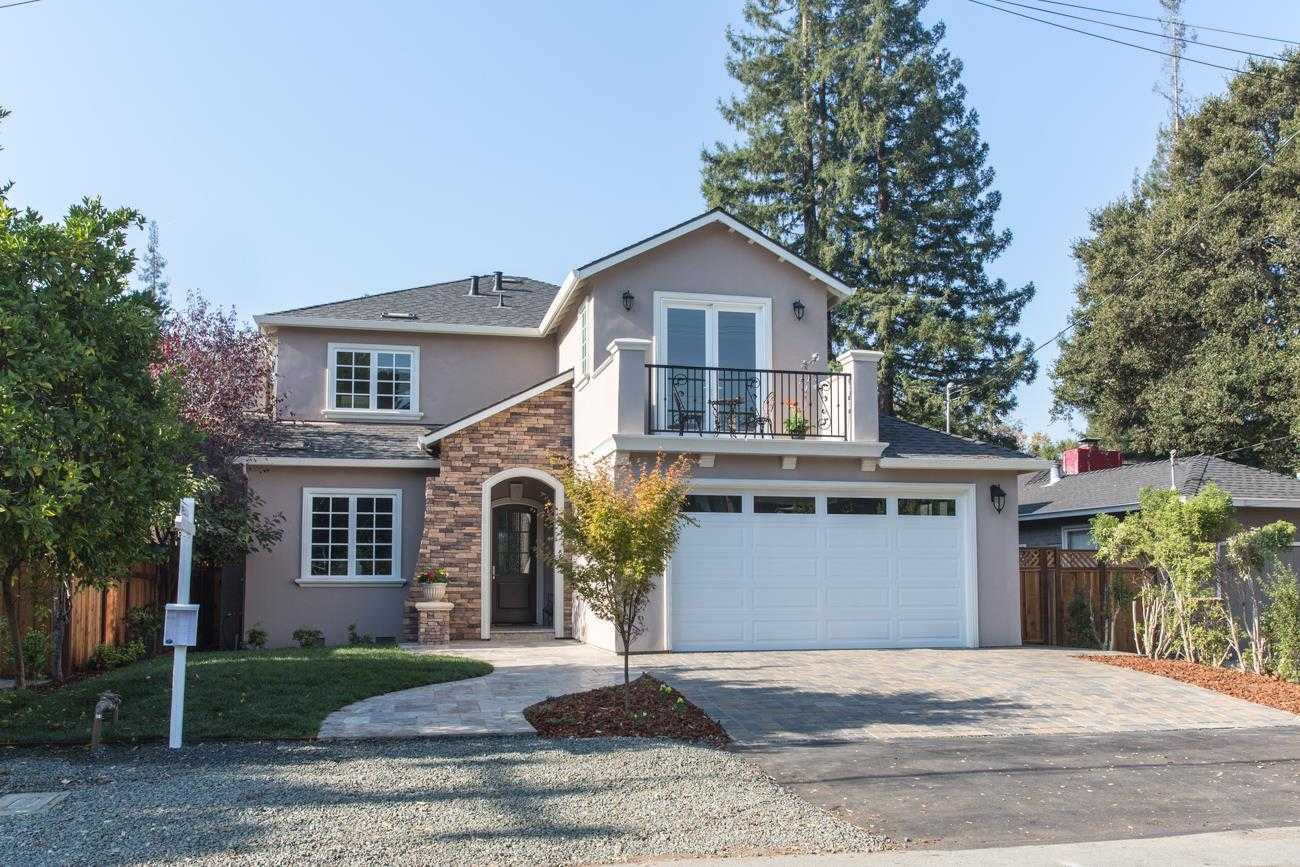 $3,450,000 - 4Br/3Ba -  for Sale in Menlo Park