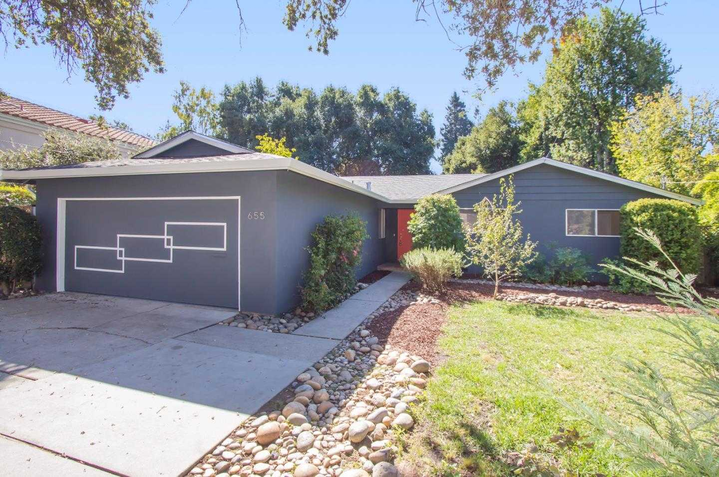 $1,895,000 - 4Br/2Ba -  for Sale in Menlo Park
