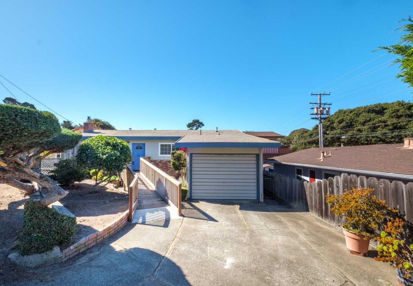 $698,500 - 3Br/2Ba -  for Sale in Pacific Grove