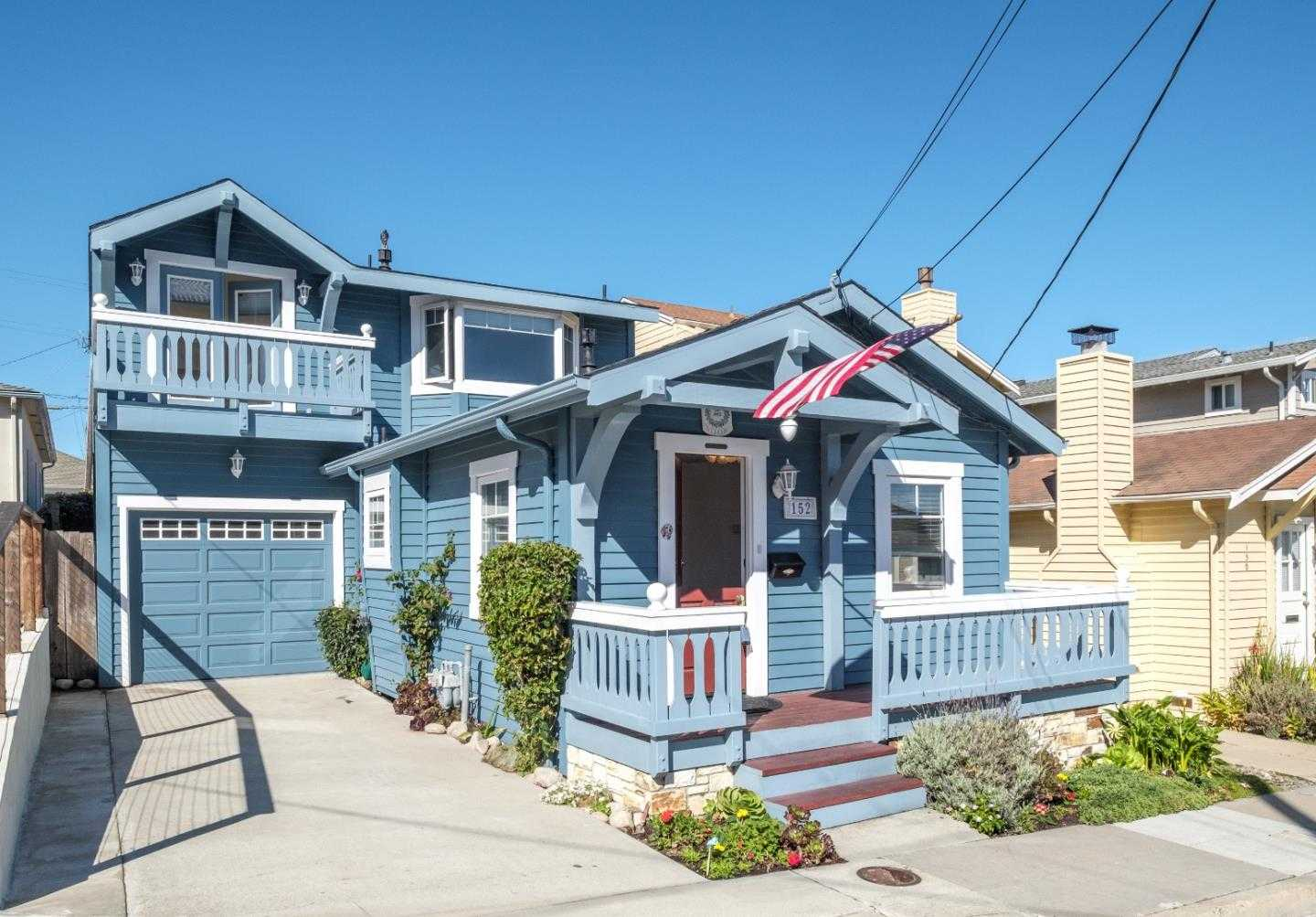 $872,000 - 2Br/2Ba -  for Sale in Pacific Grove