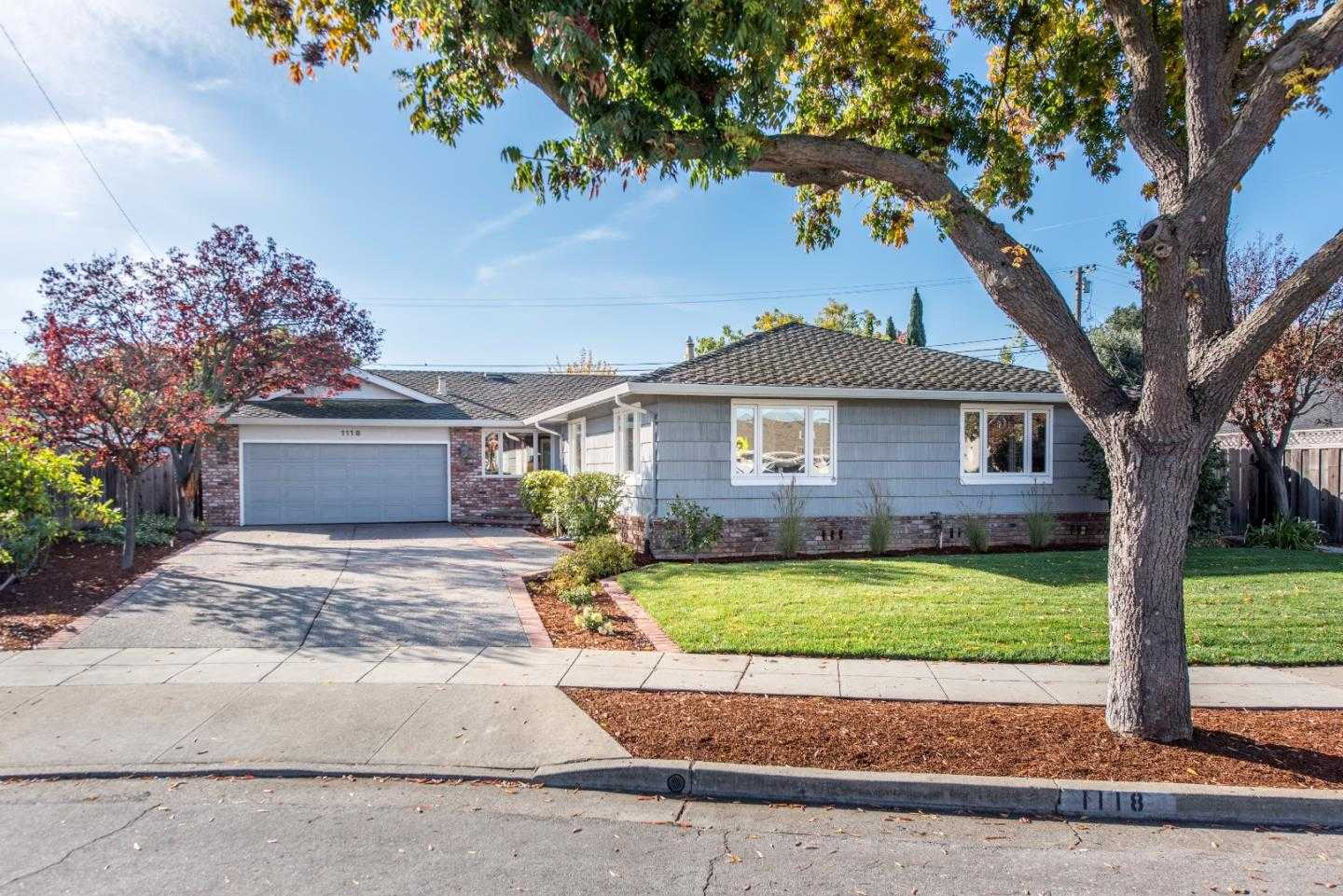 $1,998,000 - 5Br/3Ba -  for Sale in Sunnyvale