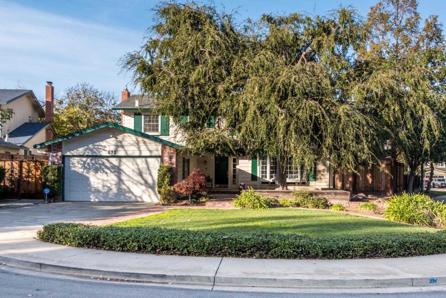 $1,995,000 - 4Br/3Ba -  for Sale in Sunnyvale