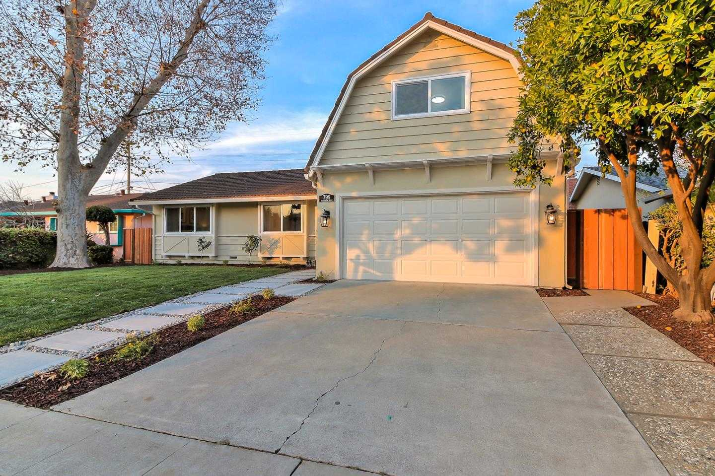$1,988,000 - 4Br/3Ba -  for Sale in Sunnyvale