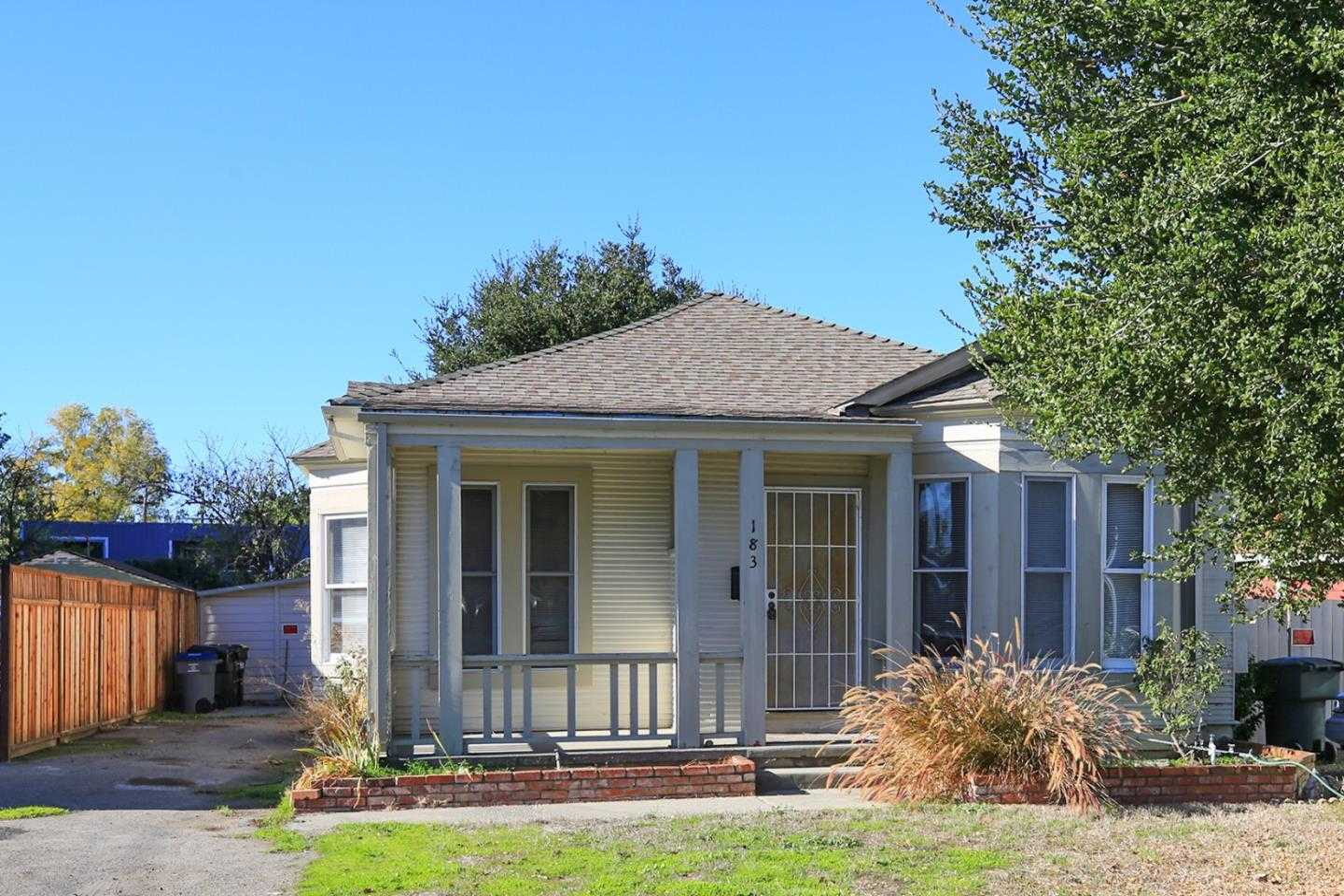 183 N Sunnyvale AVE SUNNYVALE, CA 94086