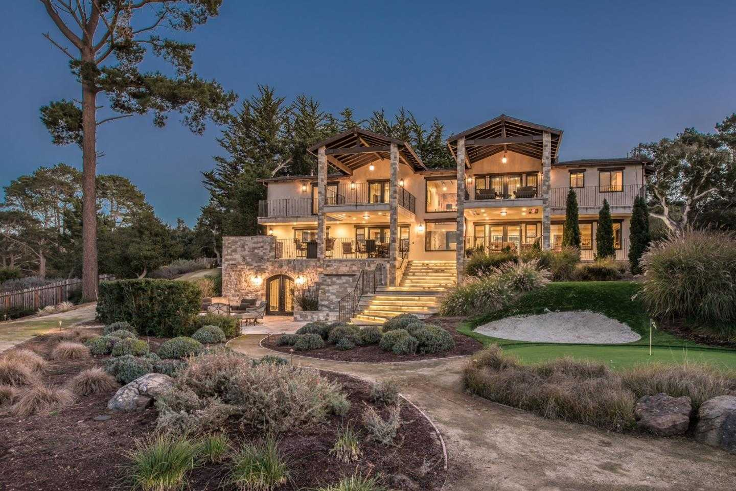 $3,995,000 - 4Br/5Ba -  for Sale in Monterey