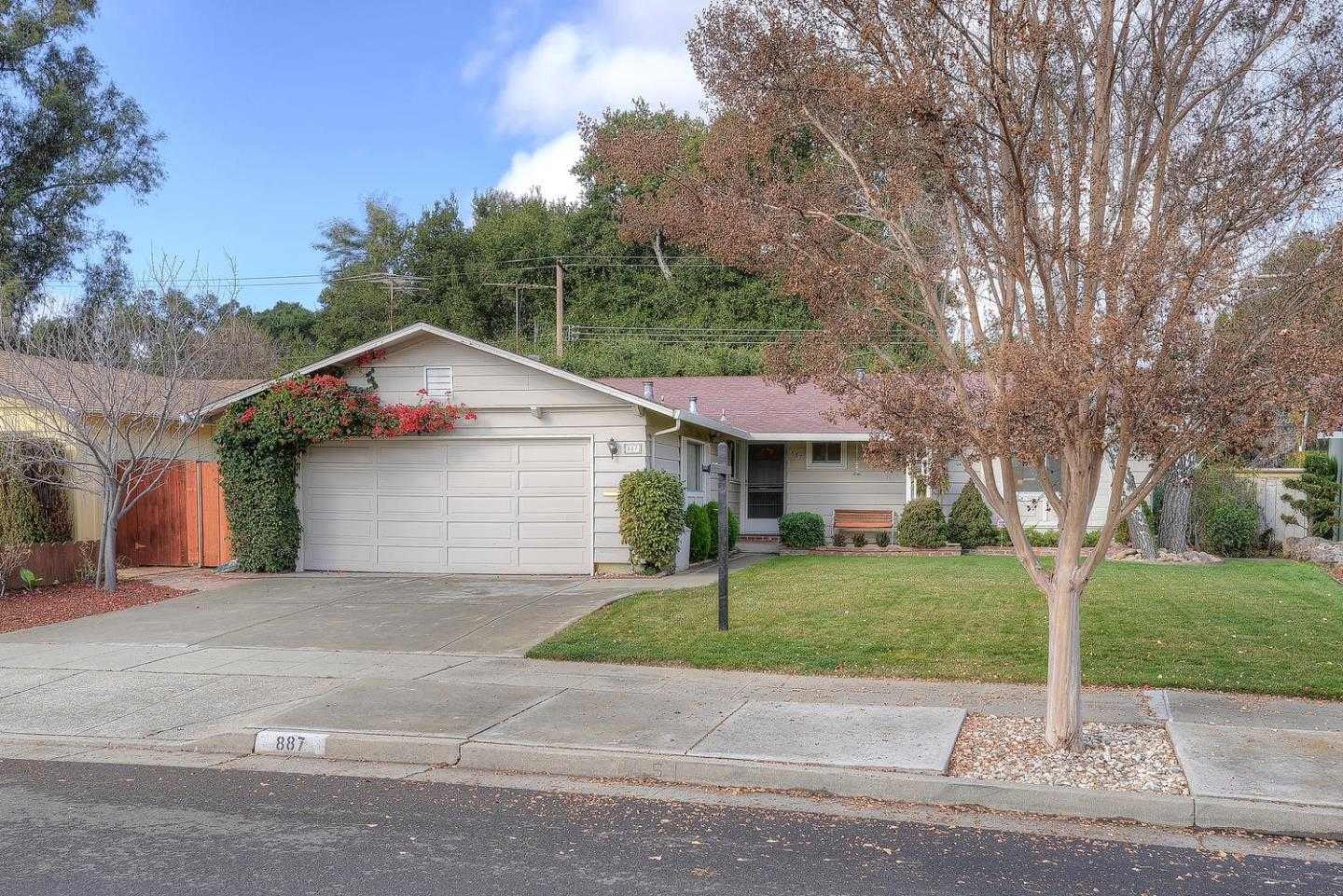 $1,788,000 - 3Br/2Ba -  for Sale in Cupertino