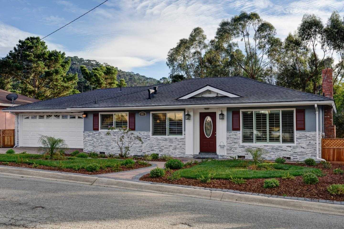 $1,025,000 - 4Br/3Ba -  for Sale in Pacific Grove