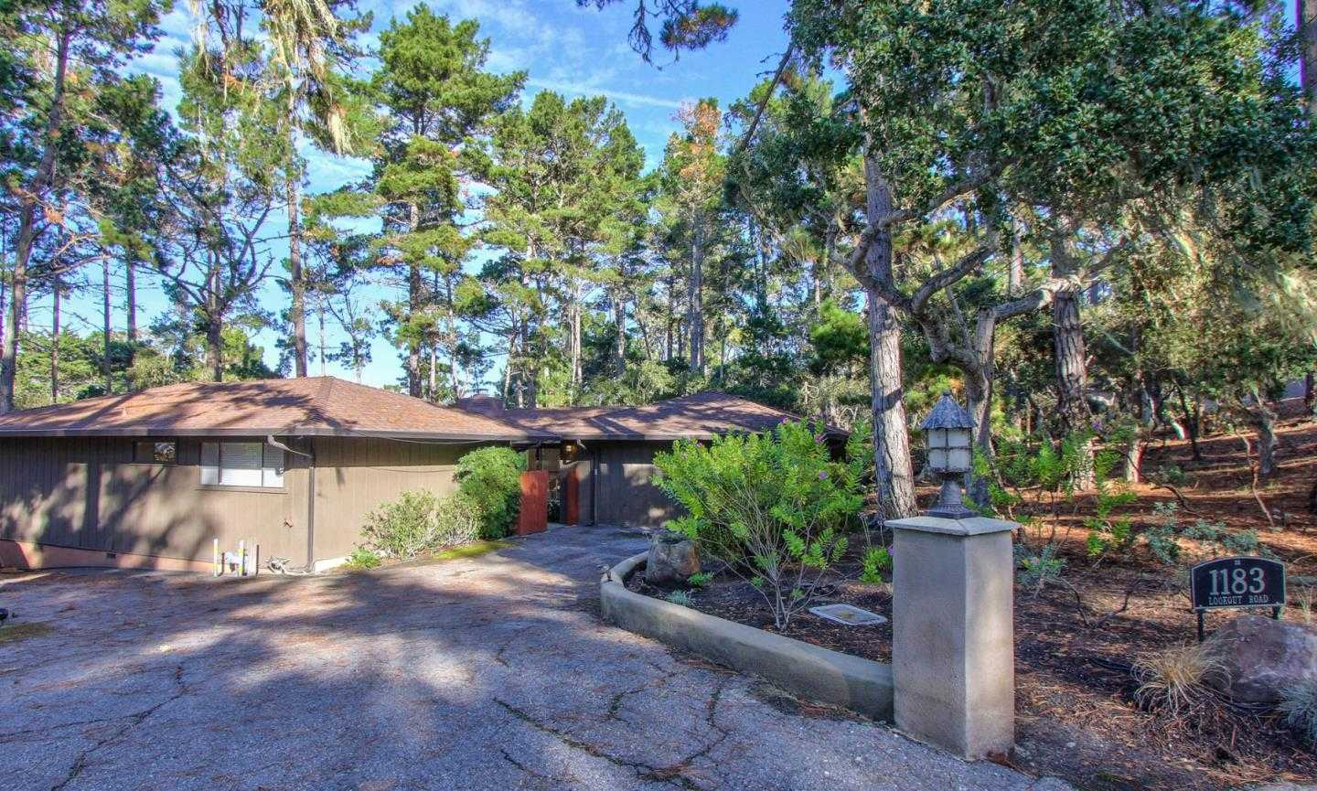 $1,295,000 - 4Br/3Ba -  for Sale in Pebble Beach