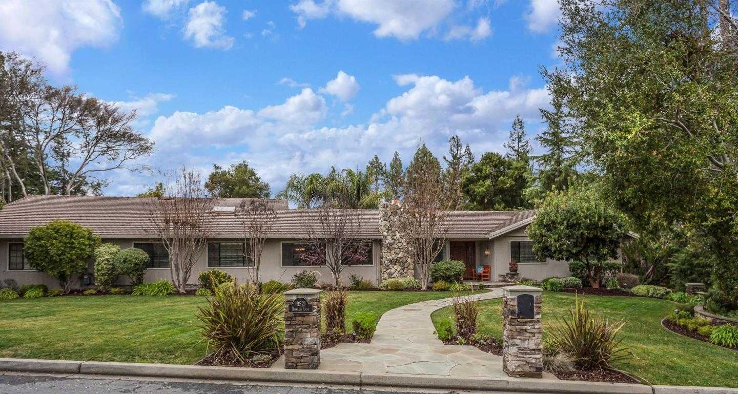 $4,388,000 - 5Br/4Ba -  for Sale in Saratoga