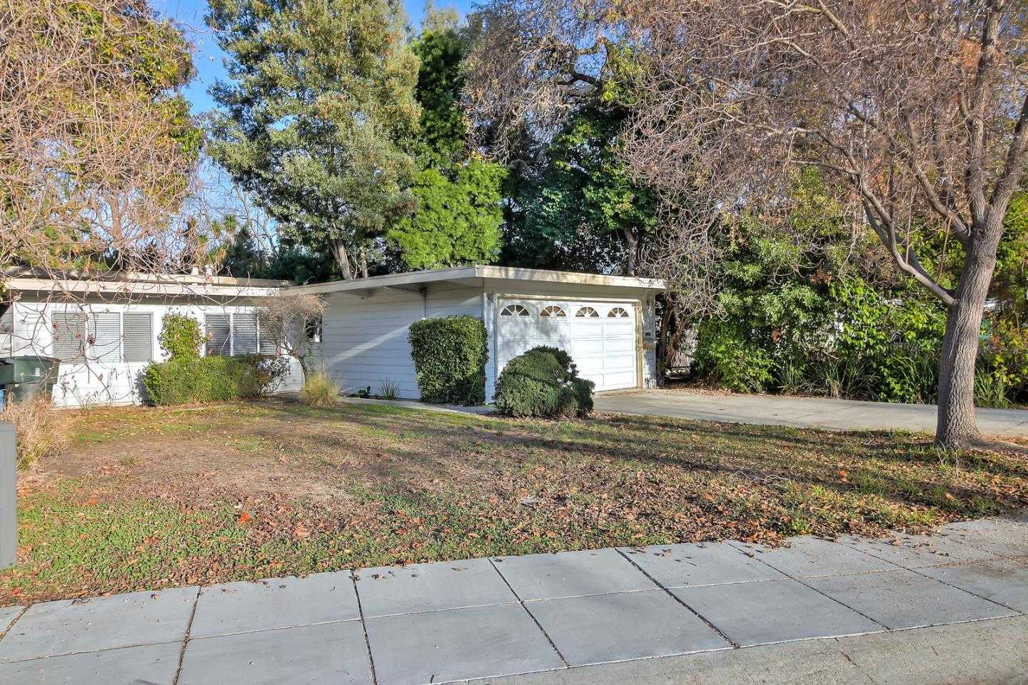 $2,480,000 - 3Br/1Ba -  for Sale in Palo Alto