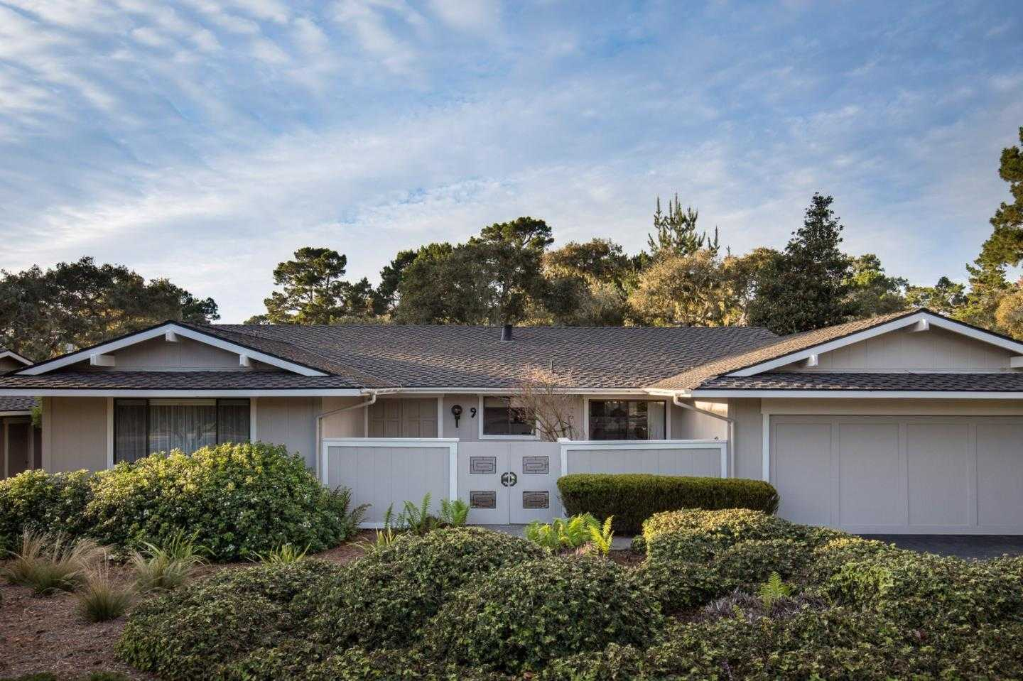 $735,000 - 2Br/2Ba -  for Sale in Pacific Grove