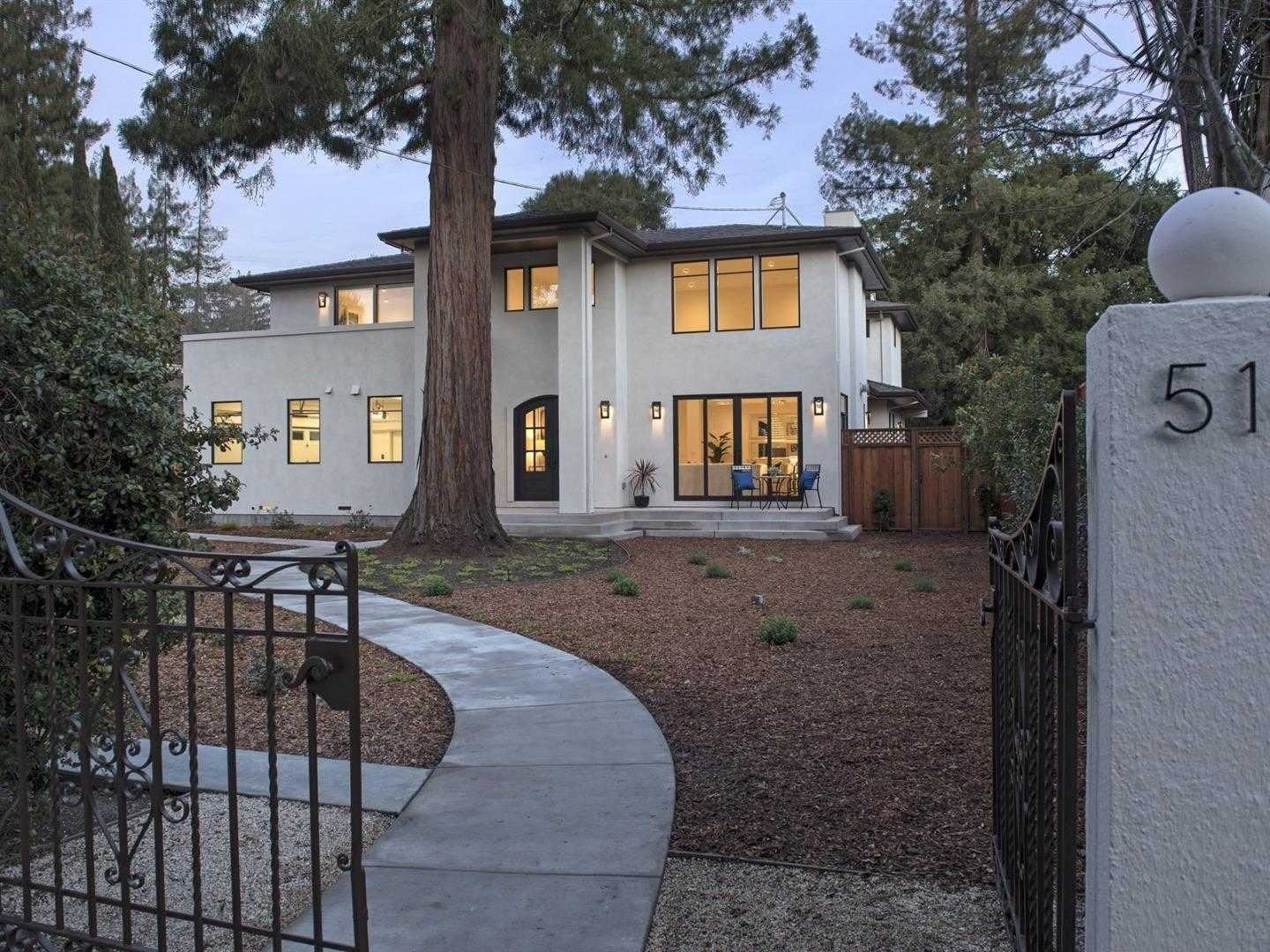 $4,195,000 - 5Br/6Ba -  for Sale in Menlo Park