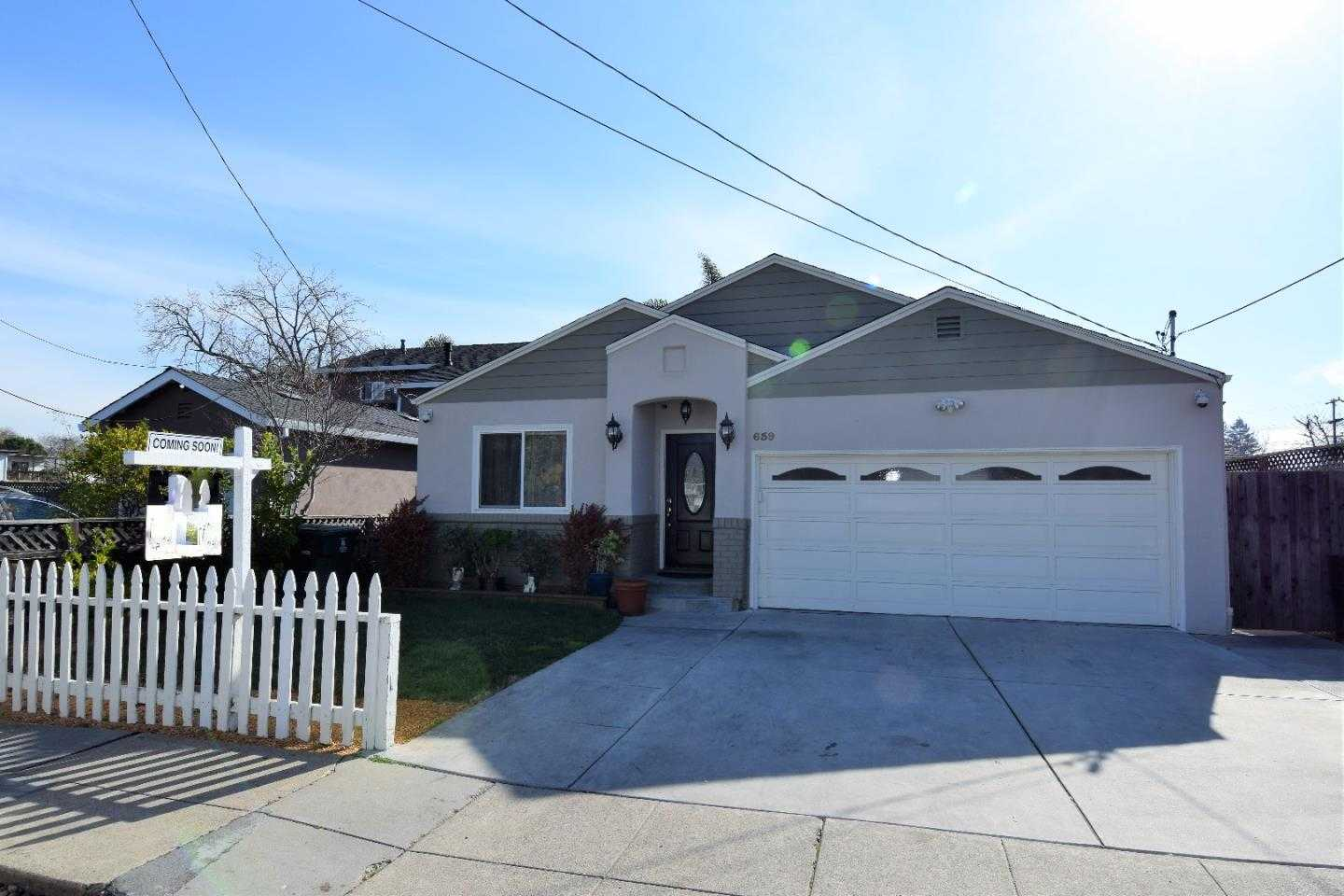 $1,695,888 - 3Br/3Ba -  for Sale in Redwood City