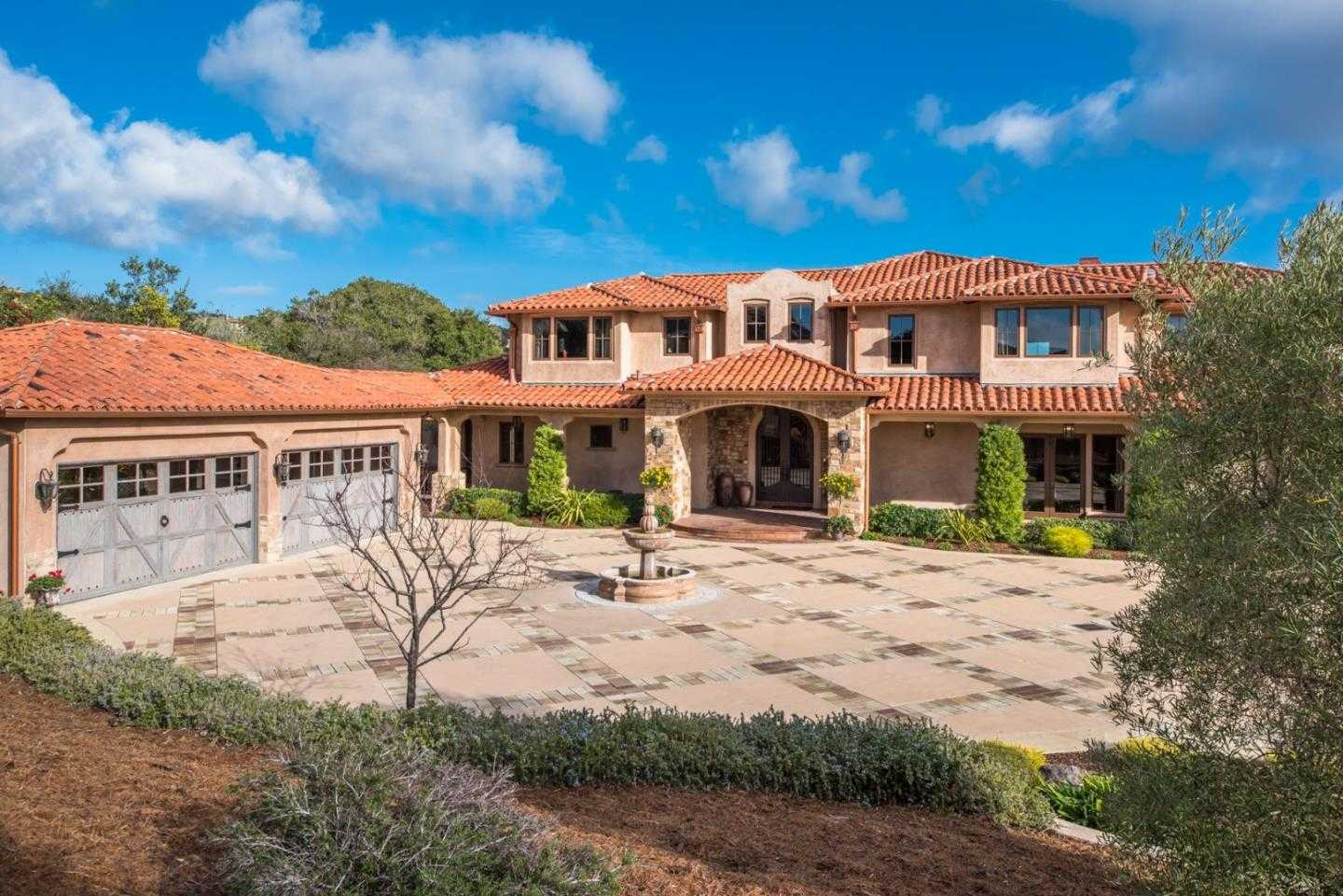 $3,350,000 - 4Br/5Ba -  for Sale in Monterey