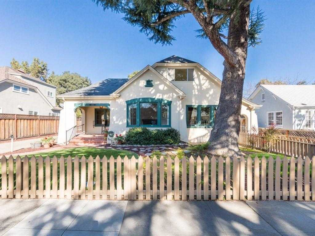 $2,800,000 - 4Br/2Ba -  for Sale in Palo Alto