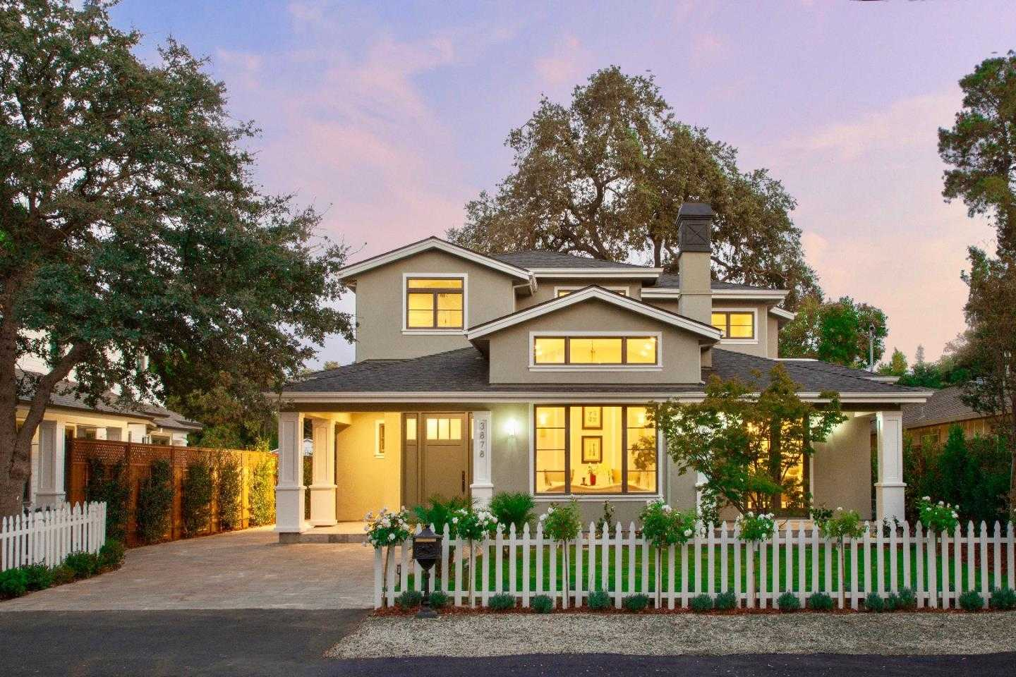 $4,295,000 - 5Br/4Ba -  for Sale in Palo Alto