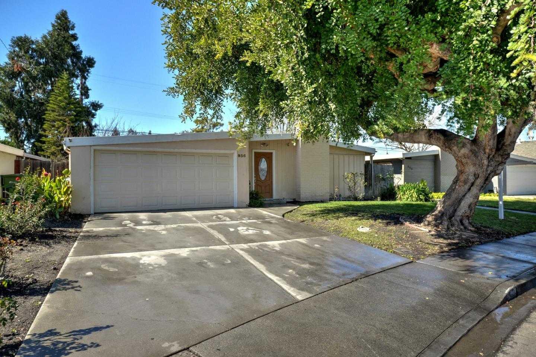 $1,195,000 - 3Br/2Ba -  for Sale in Santa Clara