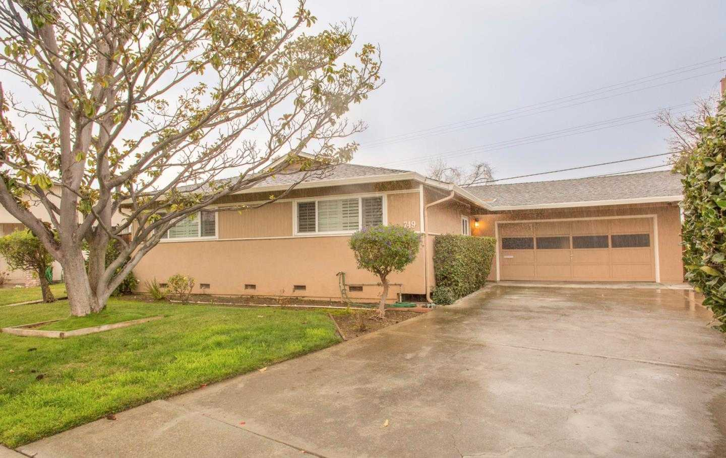 $2,299,999 - 4Br/3Ba -  for Sale in Sunnyvale