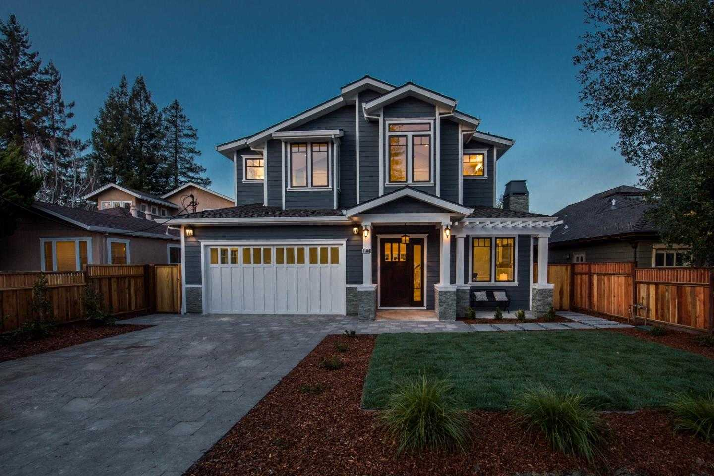 $4,688,000 - 5Br/5Ba -  for Sale in Menlo Park