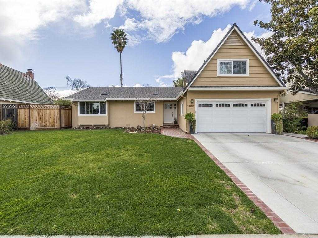 $2,298,800 - 4Br/2Ba -  for Sale in Sunnyvale