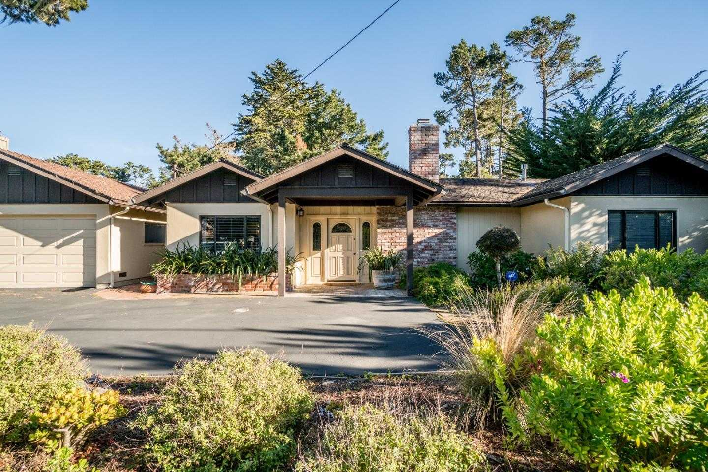 $1,195,000 - 4Br/2Ba -  for Sale in Pebble Beach