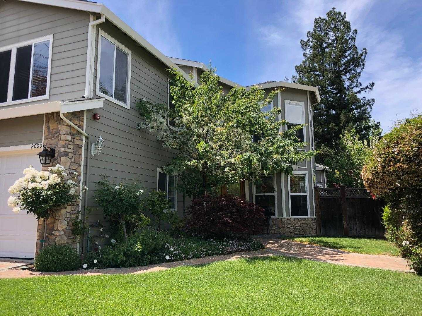 $3,395,000 - 4Br/4Ba -  for Sale in Menlo Park