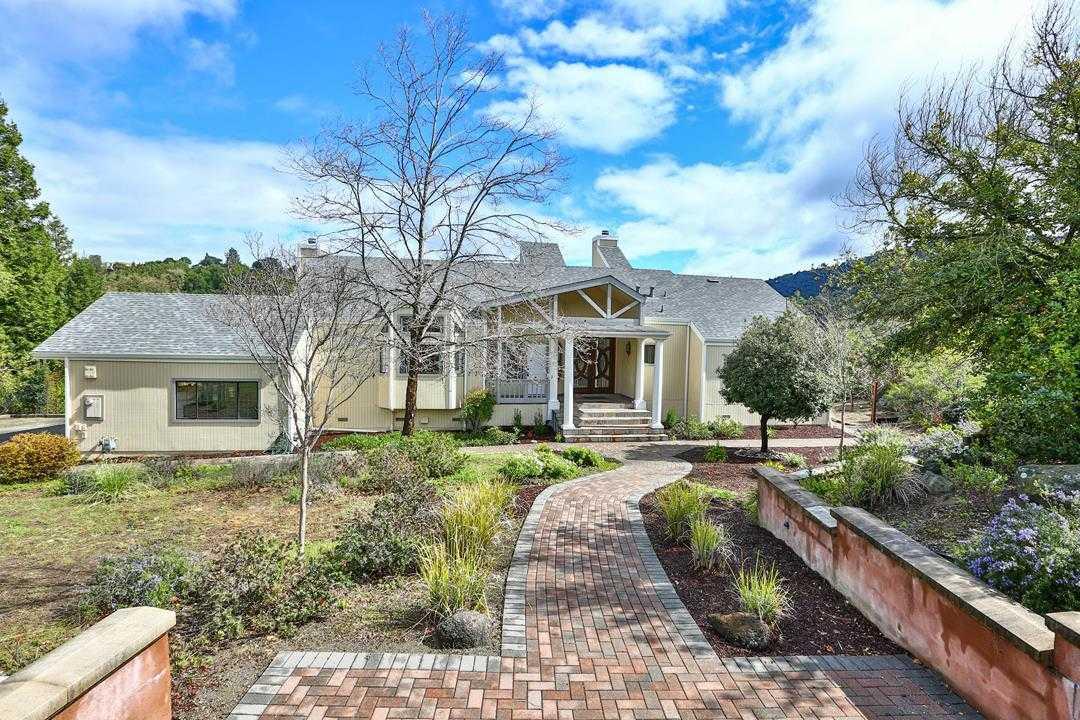 $3,450,000 - 4Br/4Ba -  for Sale in Saratoga