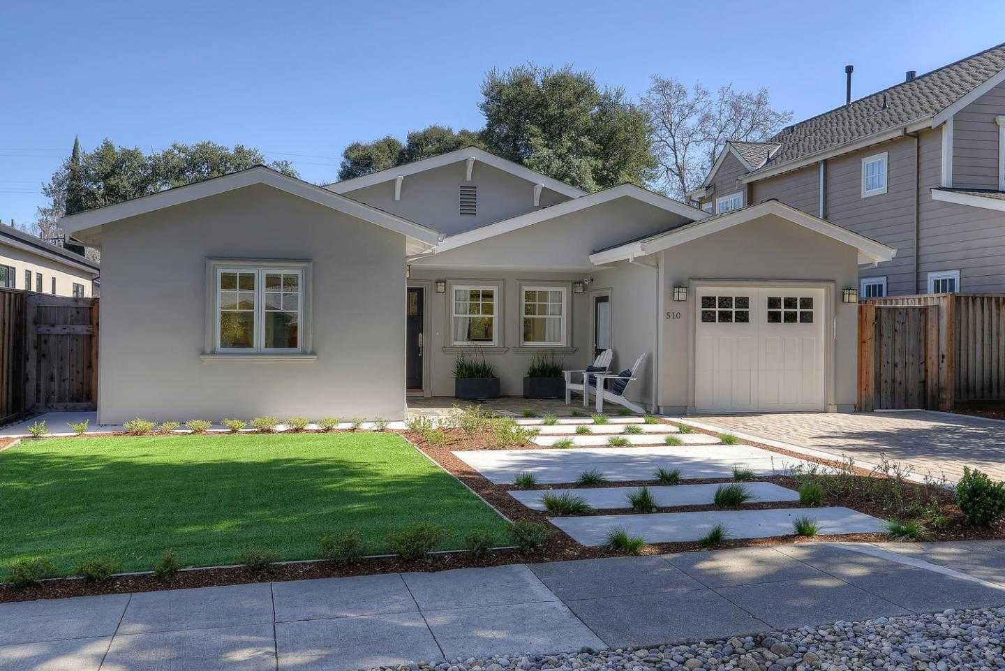 $3,195,000 - 4Br/3Ba -  for Sale in Menlo Park
