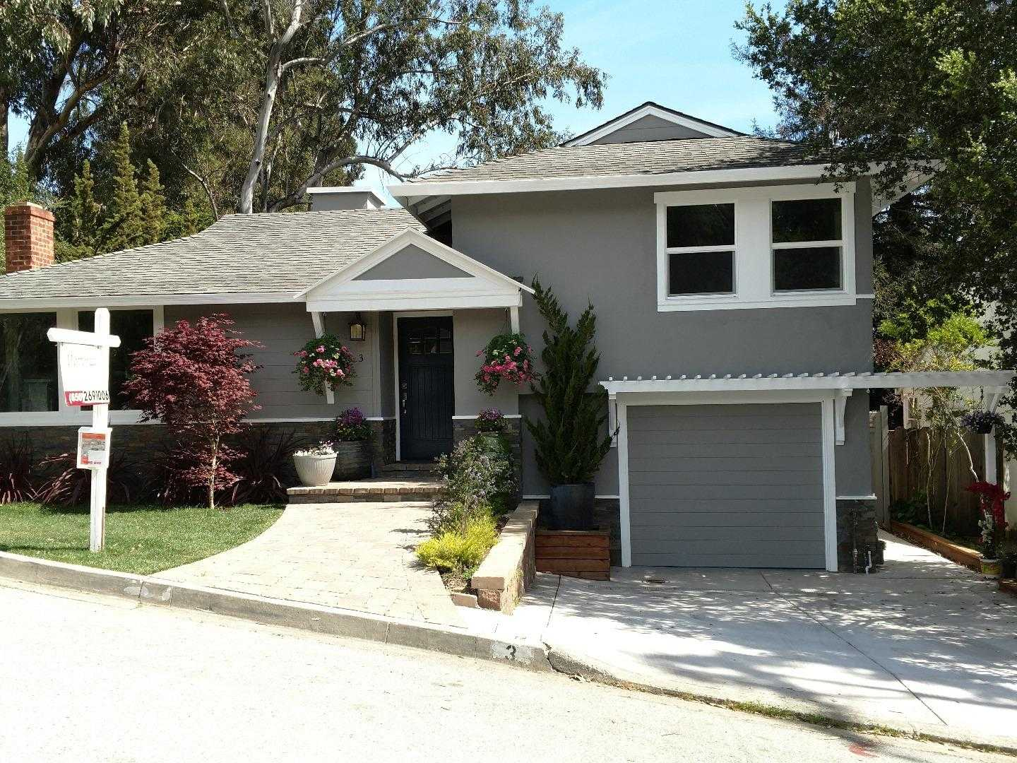 $2,730,000 - 5Br/5Ba -  for Sale in San Carlos