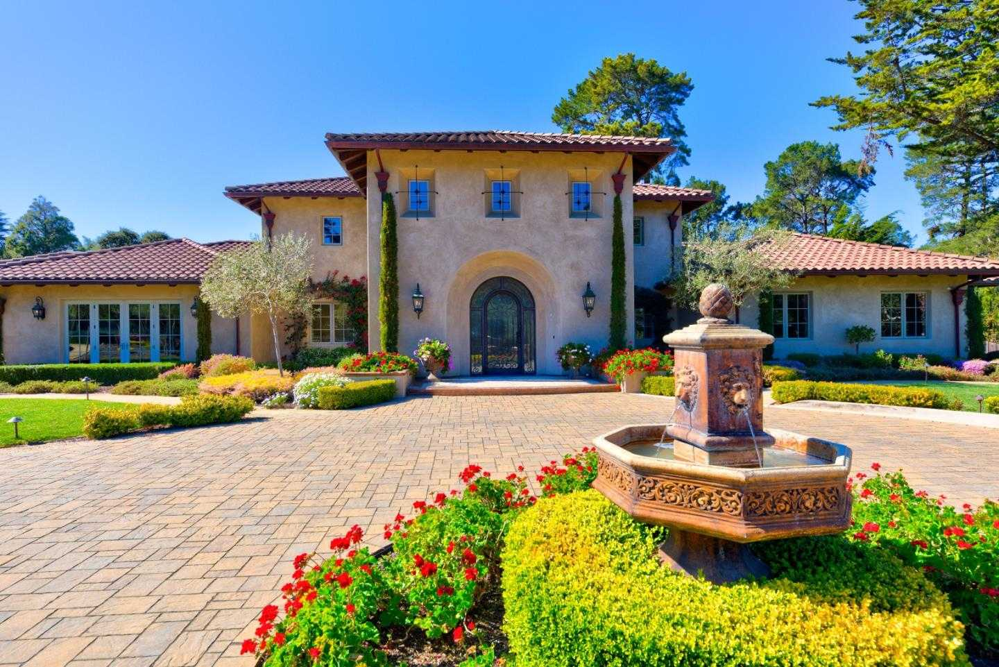$3,499,000 - 5Br/5Ba -  for Sale in Monterey