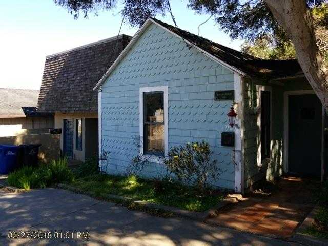 $644,800 - 2Br/1Ba -  for Sale in Pacific Grove