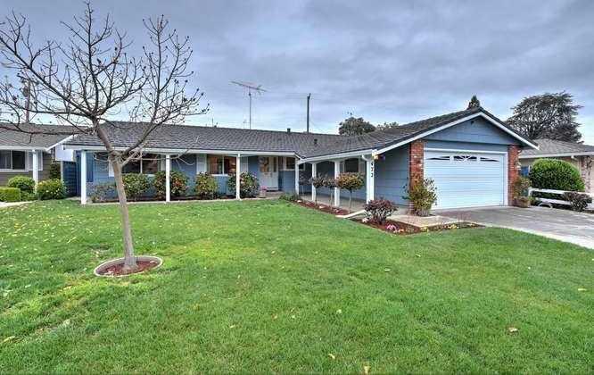 $1,499,000 - 3Br/2Ba -  for Sale in Santa Clara
