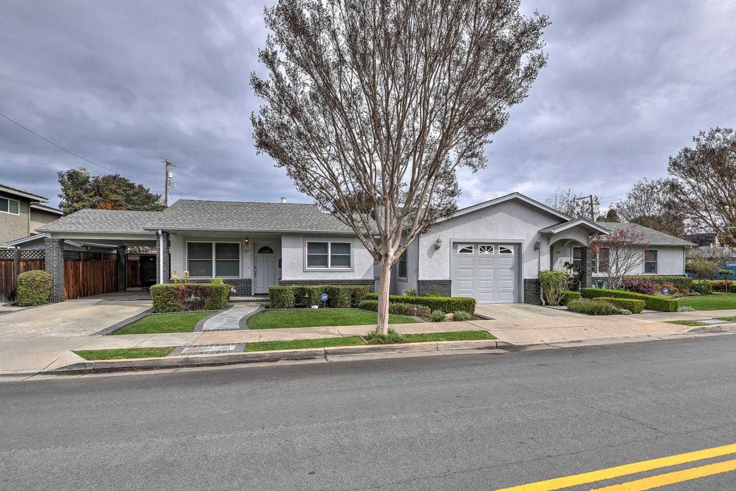 $2,188,888 - 4Br/3Ba -  for Sale in Sunnyvale