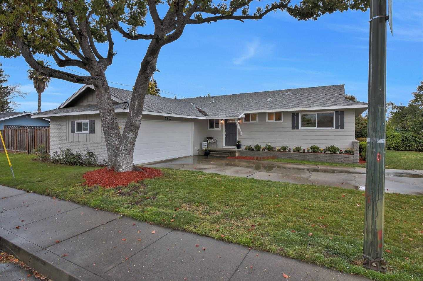 $1,399,000 - 3Br/2Ba -  for Sale in Campbell