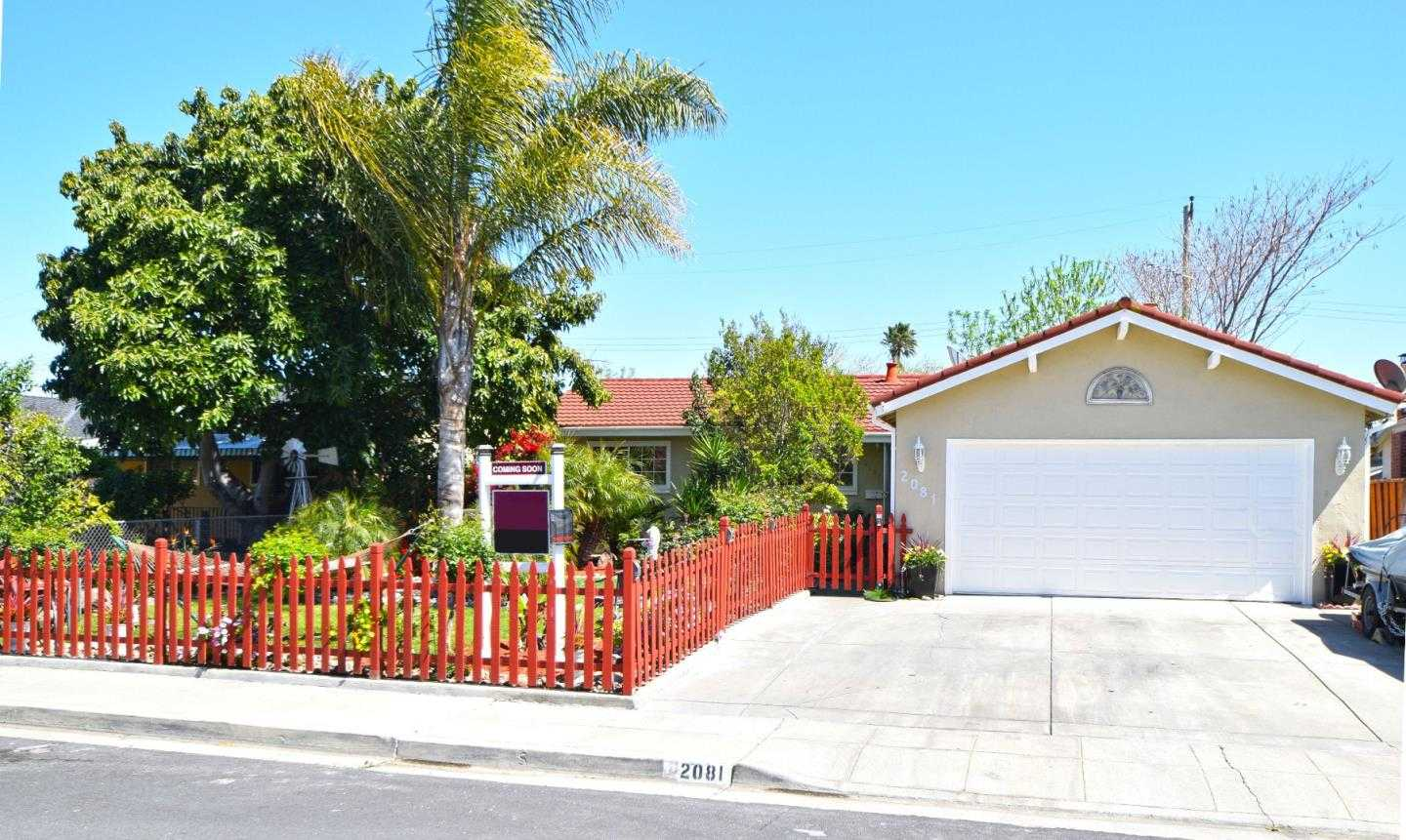 $1,349,000 - 3Br/2Ba -  for Sale in Santa Clara