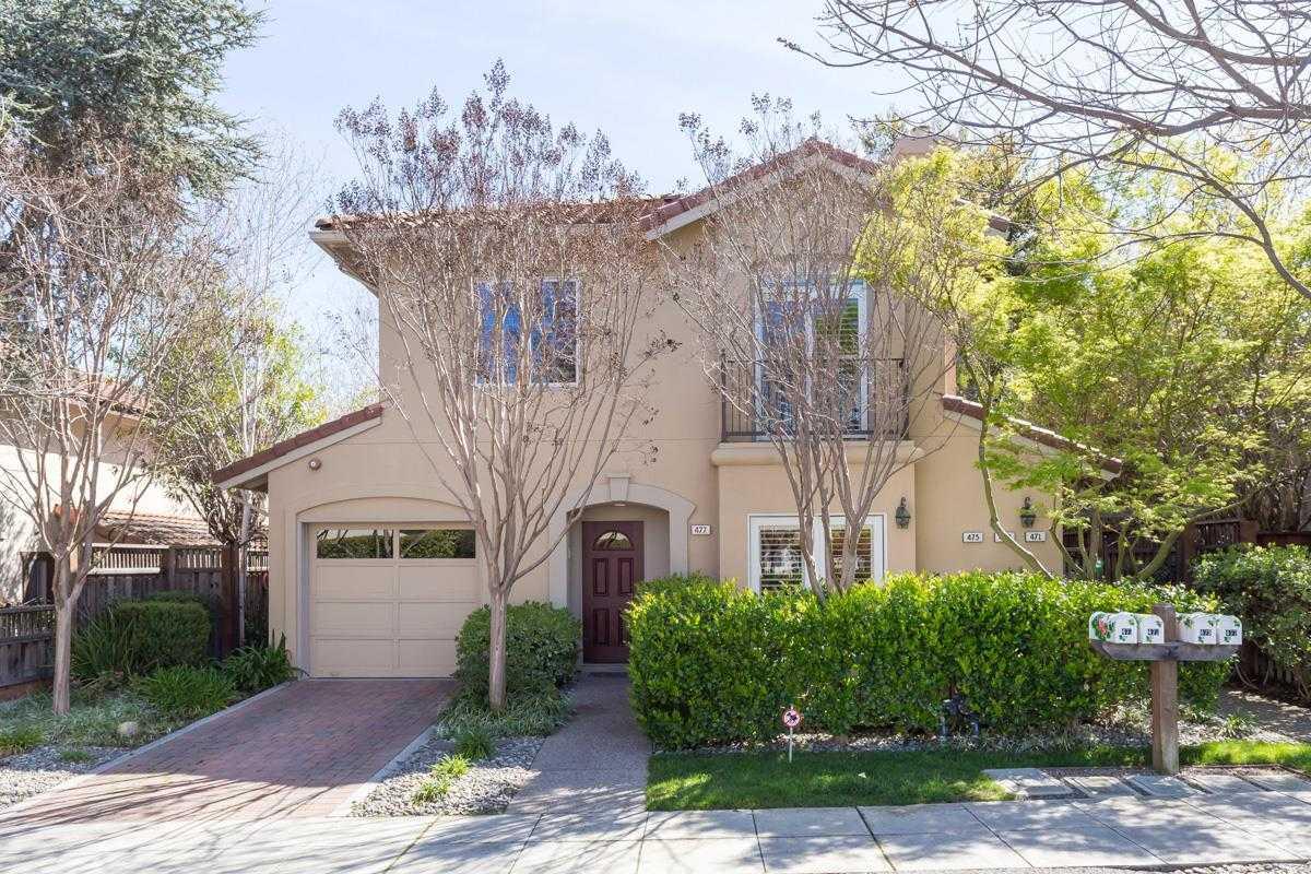 477 Tyndall St Los Altos, CA 94022