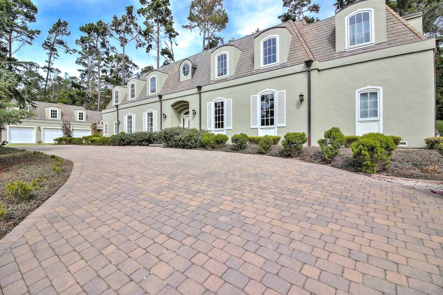$4,900,000 - 7Br/7Ba -  for Sale in Pebble Beach