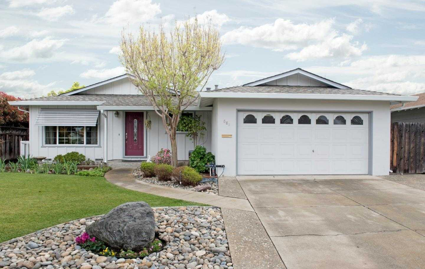 $1,475,000 - 3Br/2Ba -  for Sale in Santa Clara