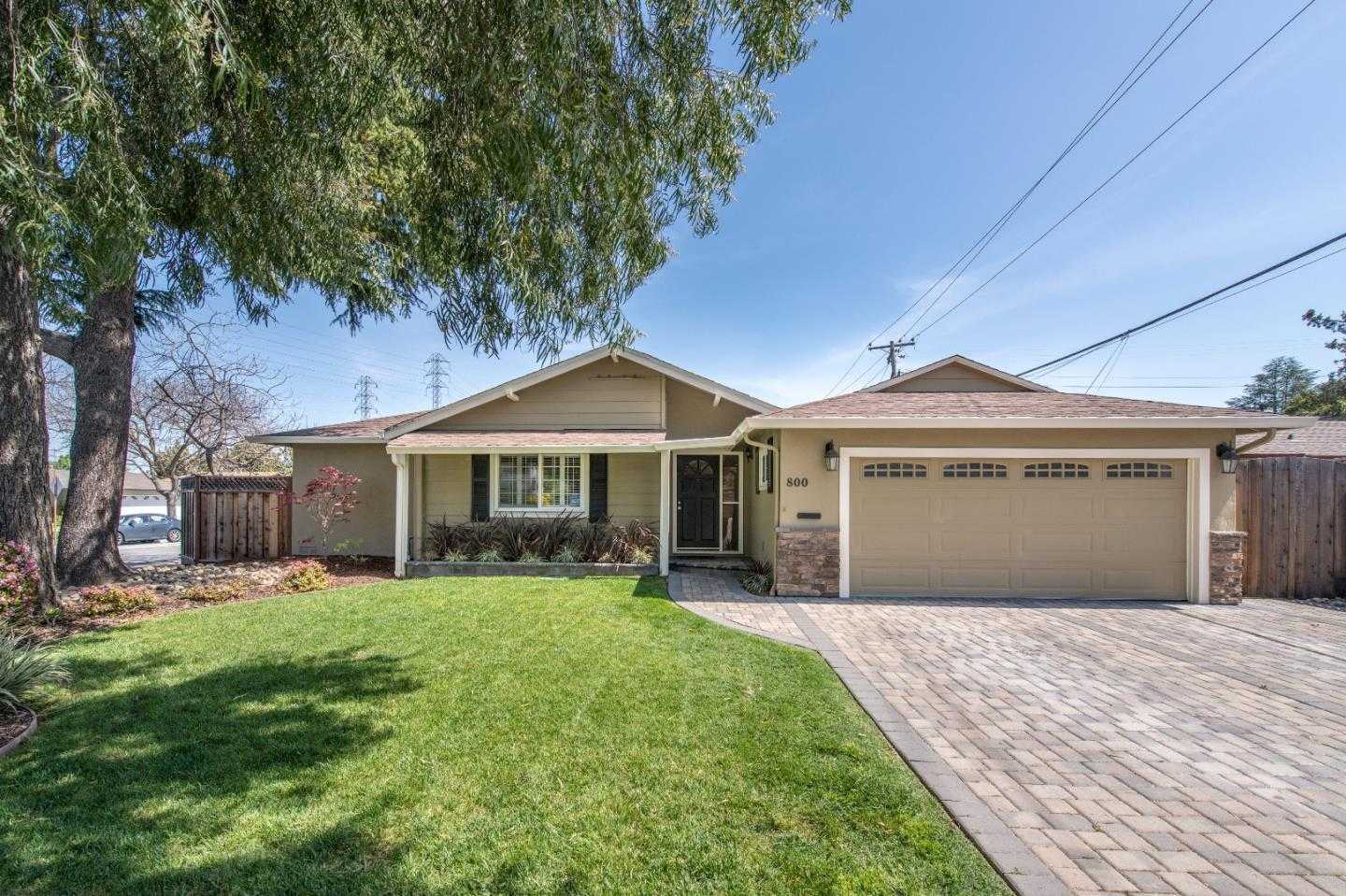 $2,288,888 - 4Br/4Ba -  for Sale in Sunnyvale