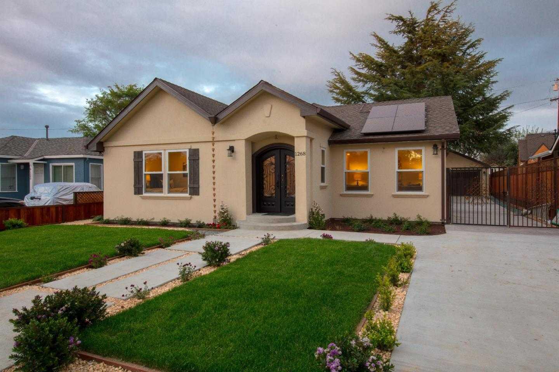 1268 Prevost St San Jose, CA 95125